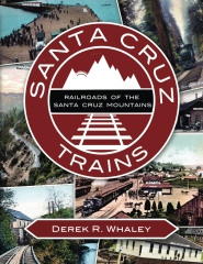 Santa Cruz Trains by Derek Whaley